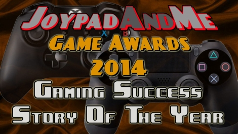 Game Awards Gaming Success Story Of The Year Award