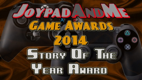 Game Awards Story Of The Year Award