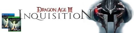Dragon Age Inquisition Banner
