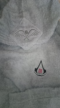 Assassin's Creed 3 Eagle Peak Dressing gown