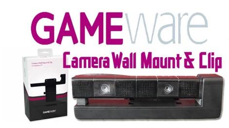 GameWare PS4 Camera Mount Link