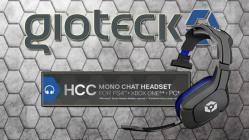Gioteck HCC wired mono headset Link