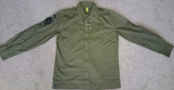 Metal Gear Solid Collection Field Shirt