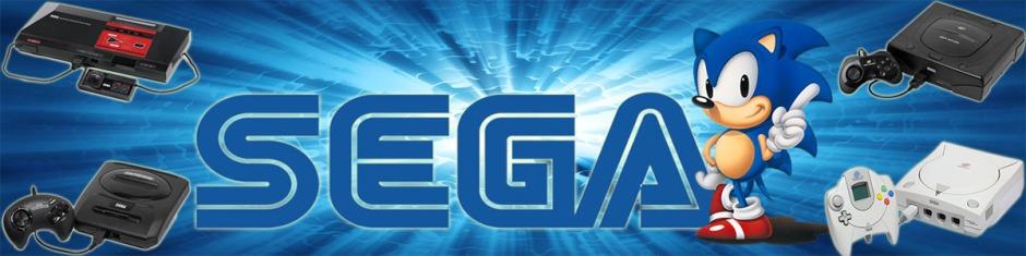 Battle Of The Consoles Sega Banner