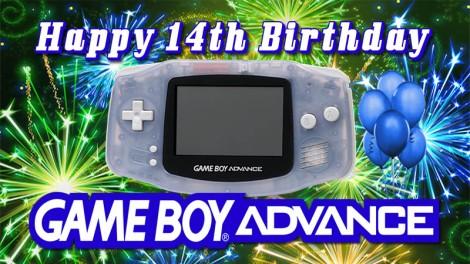 GameBoy Advance Birthday Link