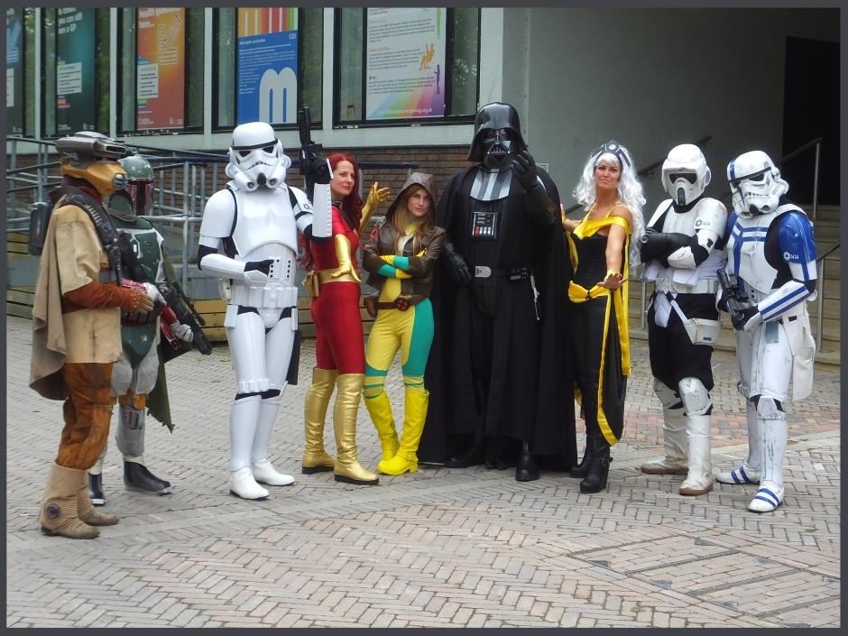 Merseyside ComicCon 2015