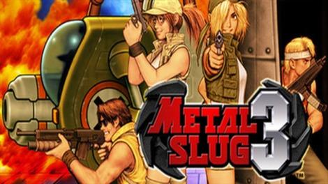 Metal Slug 3 Link