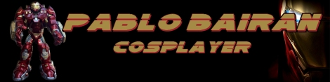 Pablo Bairan Cosplayer Banner