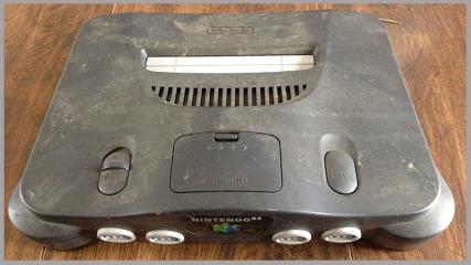 Retro Nintendo N64