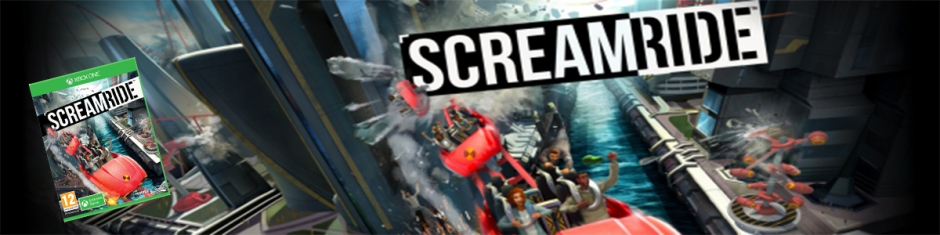 Screamride banner