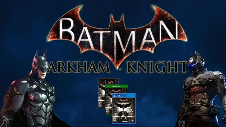 Batman Arkham Knight Link